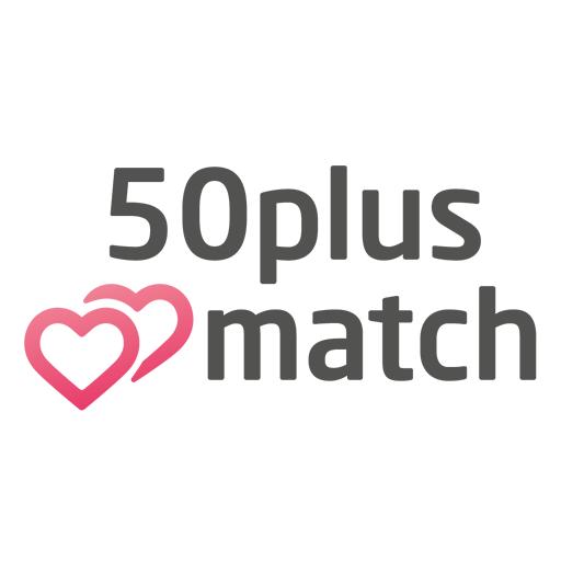 50plusmatch logo som linker fra Oversigt over Danmarks 7 bedste datingapps til 50plusmatch
