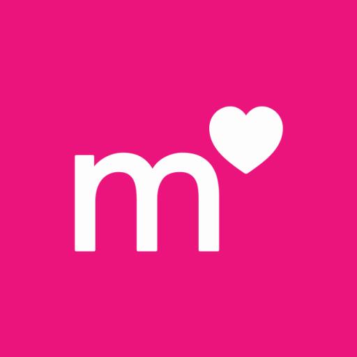 Match logo som linker fra Oversigt over Danmarks 7 bedste datingsider til Match
